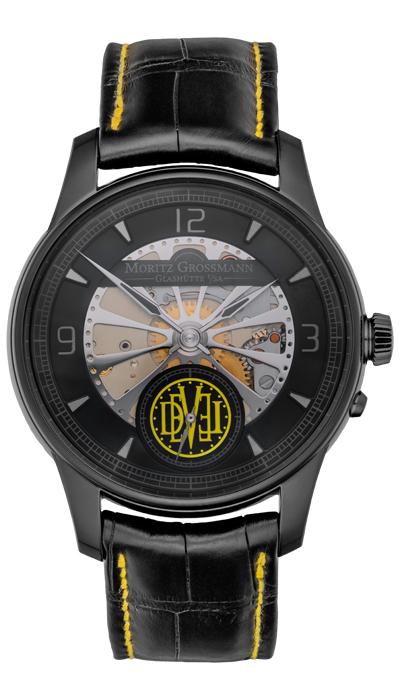 Die neue Uhr zum<br /> 5000 PS Supersportwagen